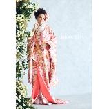 BRIDES(ブライズ):【新作☆KIYOKO HATA】可愛いと綺麗を両方叶えるふんわり優しい色打掛