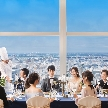 JRタワーホテル日航札幌:【ホテル36階からの絶景ロケーション】天空の花嫁に★会場見学会