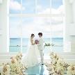 ARLUIS SUITE ~海の教会~ (アールイズ・スイート):名古屋:海を一望できるチャペル×沖縄ウエディング&旅行相談会