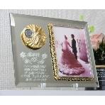 演出効果:ガラス彫刻&記念品工房ハピネス