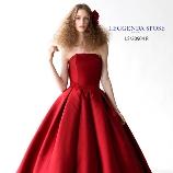 Chiffon:ホテル婚におすすめ◆印象的なレッドドレス