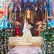 玉姫殿 上田迎賓館:◇ステンドグラス輝く◇大聖堂チャペル見学会