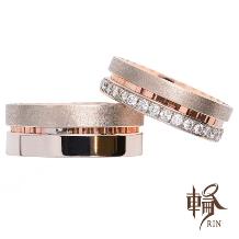 輪‐RIN‐の婚約指輪&結婚指輪