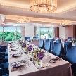 ウェスティンホテル東京:【少人数ウエディング】人気の専用サロン付会場案内フェア