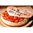 CafeBar Funky ~ 新横浜 結婚式 二次会 ~:テイストにもこだわり!タルトスタイルのWケーキで。。
