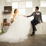 スタジオ撮影、前撮:Mai BRIDE(マイブライド)
