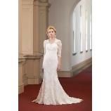 Mai BRIDE(マイブライド):一着で最大4wayに!上品さを引き立たせるマーメイドドレス!MBD-8020