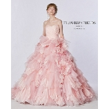 Mai BRIDE(マイブライド):【八重桜ドレス】花言葉ドレス FL_0001_pink