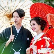 横浜ベイホテル東急:【和装試着◆平日限定特典付】本格神殿見学×和のおもてなし相談