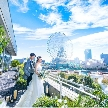 横浜ベイホテル東急:【月2回BIG限定◆特典付】豪華試食&木と緑感じる挙式体験&相談