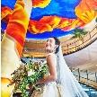 横浜ベイホテル東急:【平日限定★最大19大特典付】憧れのドレス試着×館内見学ツアー