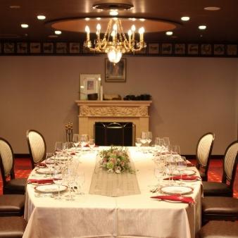 イタリア軒:【ご親族様との食事会にも】20名以内の少人数ウエディング相談会