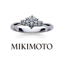 ANSHINDO Bridal(安心堂)_ミキモト <DGR1052> エンゲージリング