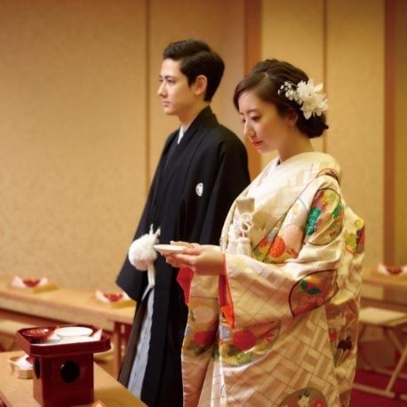 盛岡グランドホテル:【和の結婚式を】盛岡八幡宮*ホテル神殿から選べる♪和婚相談会