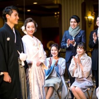 仙台 勝山館/SHOZANKAN:【ゲストの期待を超える式を実現!】12月~3月挙式限定相談会