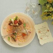 アンジェリックタウン:【料理長こだわりのコース】試食会付☆相談フェア