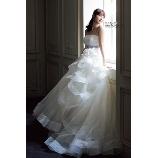 ANGELIQUE:佐々木希コレクション新作ウェディングドレス