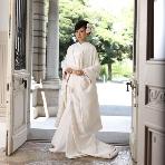 和装、白無垢、色打掛、黒引:ANGELIQUE