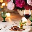 ホテル椿山荘東京 ~One Precious Wedding~:【ホテルおすすめの特製コース試食】珠玉のテイスティングフェア