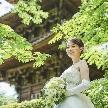 ホテル椿山荘東京:【組数限定】ウェディングドレス試着体験フェア