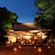 川越氷川神社・氷川会館:【満員御礼*次回4/28開催】幻想的な夜の結婚式はいかが?