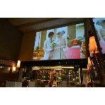 IL FILO(イルフィーロ):大画面の映像で迫力満点!
