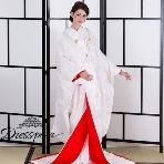 和装、白無垢、色打掛、黒引:JOYFUL ELI
