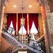 ロイヤルオークホテル スパ&ガーデンズ:【お城のような雰囲気が演出】湖畔のチャペル体験&近江牛試食