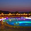 ロイヤルオークホテル スパ&ガーデンズ:【デートにおすすめ】ナイトプールチケット付!ホテル体験フェア