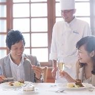 グランドホテル浜松 聴涛館:【3万円相当が無料!】シェフ厳選フルコース付フェア