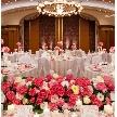 ホテルライフォート札幌:【300名まで収容可能】多彩な演出×7mの天井高で大人数Wを