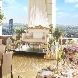 リーガロイヤルホテル小倉:【最上階会場見学】北九州一望のスカイビューフェア