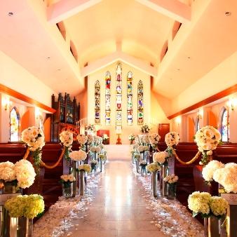セントポーリア教会 シャルム・ド・ナチュールのフェア画像