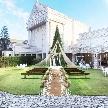 セントポーリア教会 シャルム・ド・ナチュール:【リニューアル記念】限定特典×新ガーデンチャペル体験×試食会
