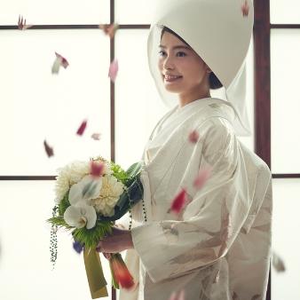 セントミッシェル ガーデンウェディング:【和装プレゼント!】神前式or人前式!憧れの和婚♪相談会