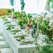 セントミッシェル ガーデンウェディング:【6名からの少人数ウェディング】無料試食×見積り相談会