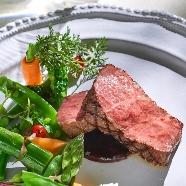 セントミッシェル ガーデンウェディング:【料理重視の方必見!】ゲストに大好評♪プレミア試食付きフェア