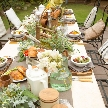 セントミッシェル ガーデンウェディング:【少人数検討の方にオススメ】豪華試食付おもてなし体験フェア♪