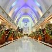 セントミッシェル ガーデンウェディング:《140年の歴史ある》憧れ*ステンドグラス大聖堂見学ツアー♪