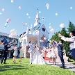 セントミッシェル ガーデンウェディング:【式を挙げなくてもOK♪】大聖堂&ガーデンで叶えるフォト相談会