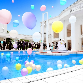 ア・ヴェール・ブランシェ:【初めての見学に】選べる演出特典付♪結婚式まるわかりフェア