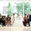 ア・ヴェール・ブランシェ:《少人数婚ならこのフェアに!》挙式のみもOK☆なんでも相談会