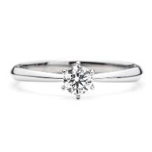 RAFFINE HIRATA(ラフィーネヒラタ)_婚約指輪といったら…☆長年愛されてるシンプルデザイン【AFFLUX】ピュア
