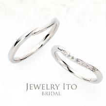 Jewelry Ito(ジュエリーイトウ):運命の糸を紡ぐ神がお二人を見守る Clotho クロト