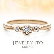 Jewelry Ito(ジュエリーイトウ)/ウィリアム・レニーダイヤモンドギャラリー_【AFFLUX】Galette des rois ガレット・デ・ロワ