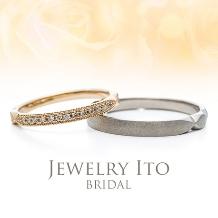 Jewelry Ito(ジュエリーイトウ)/ウィリアム・レニーダイヤモンドギャラリー_【AFFLUX】laurel ローレル