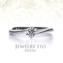 Jewelry Ito(ジュエリーイトウ)/ウィリアム・レニーダイヤモンドギャラリー_良質の素材で女性好みのデザイン Luce ルーチェ