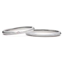 Jewelry Ito(ジュエリーイトウ)/ウィリアム・レニーダイヤモンドギャラリー_シンプルに贅沢にピンクダイヤモンドが輝く指輪【AFFLUX】Pure ピュア