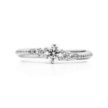 Jewelry Ito(ジュエリーイトウ)/ウィリアム・レニーダイヤモンドギャラリー_天の川をイメージした可愛い指輪【AFFLUX】Nana ナナ
