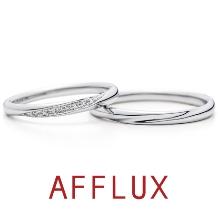 Jewelry Ito(ジュエリーイトウ)_ふたりのしあわせが色彩豊かに彩られる指輪【AFFLUX】Aya アヤ